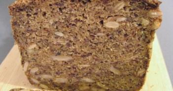 Glutenfrit middelhav-rugbrød