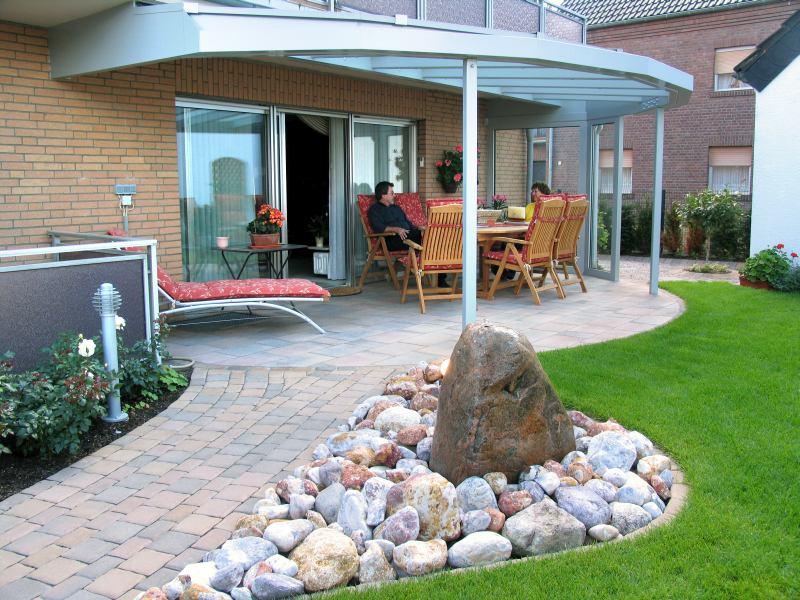 Kleine Gärten - kleine terrasse gestalten