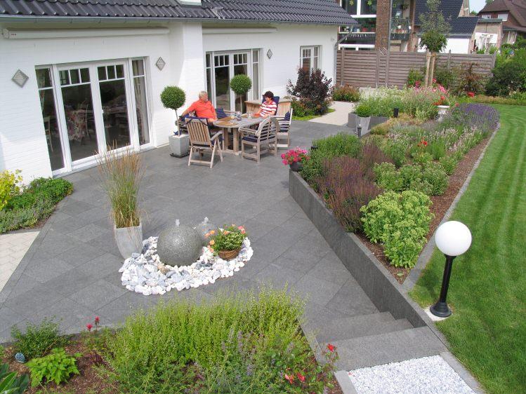 Gartengestaltung schön und pflegeleicht in Düsseldorf - garten pflegeleicht anlegen