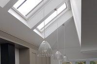 Designer-Lighting-Pendant-Lights-Installed-on-sloping-ceiling
