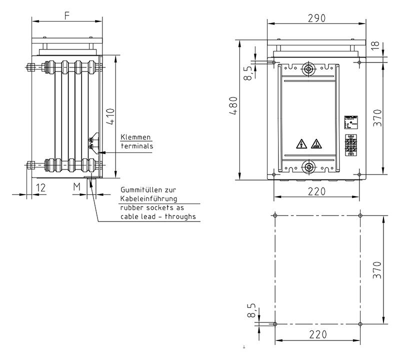braking resistor wiring diagram