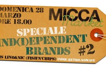 Micca Market - Speciale Ind(i)ependent Brands