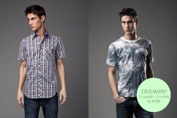 Frizzigift | vinci 2 camicie + 2 t-shirts Iuter