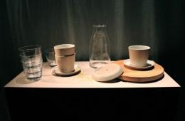 in esposizione gli oggetti di design ispirati a Morandi