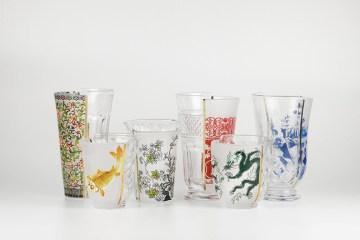 CTRLZAK per Seletti: Hybrid Glass