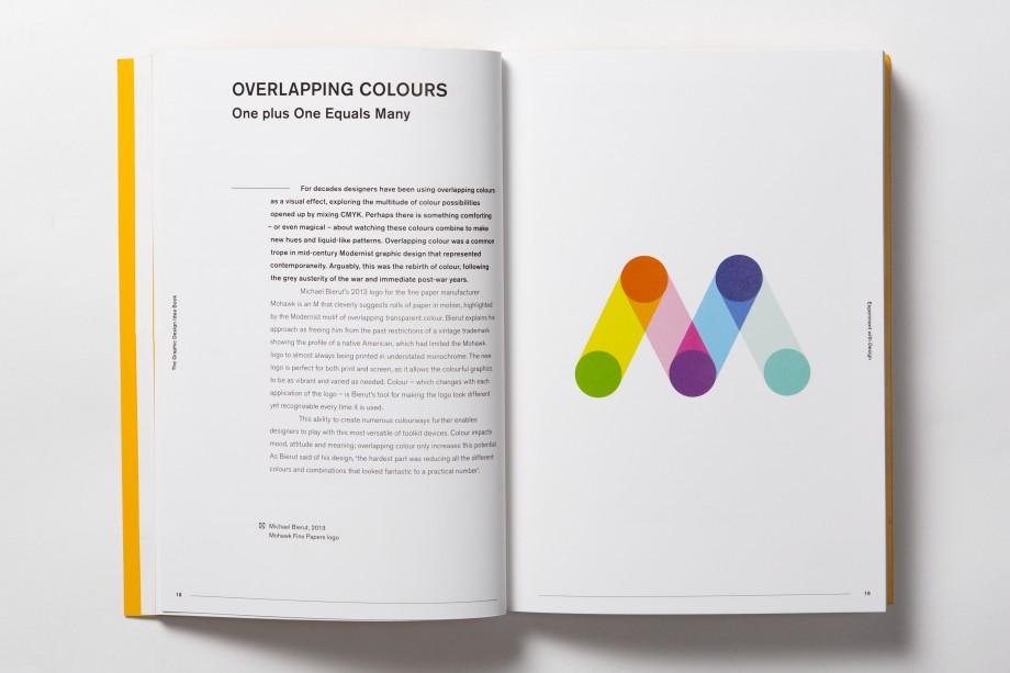 the graphic design idea book 50 grandi maestri e idee da cui