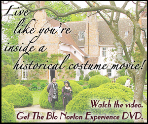 Get the Blo Norton Experience on DVD