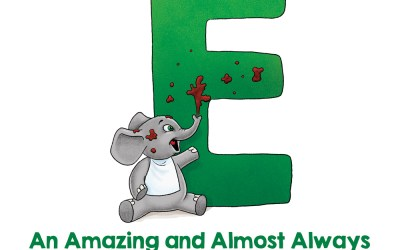 E ~ An Amazing and Almost Always Accurate Alliterative Alphabet