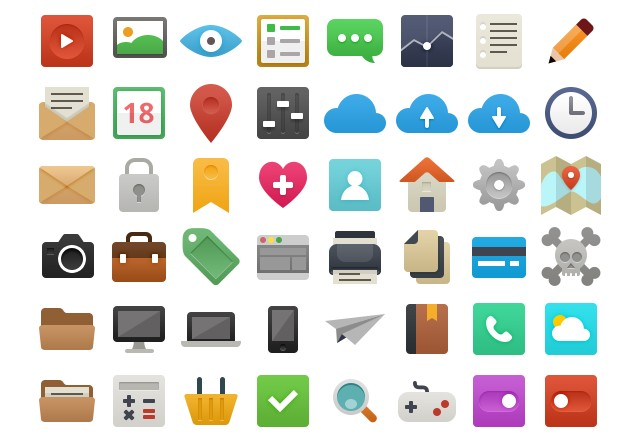 icone pour cv gratuite