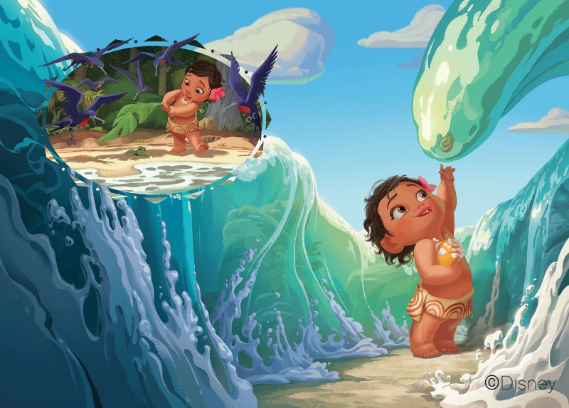 Kawaii Wallpapers Cute Dise 241 O De Personajes Moana David Pavon Espa 241 A Frogx Three