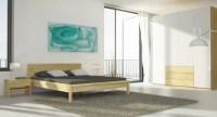 Betten aus Ahorn massiv: Magefertigt von Frohraum