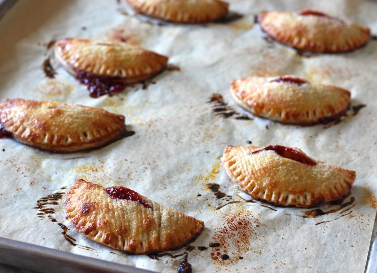 Strawberry Hand Pies 4