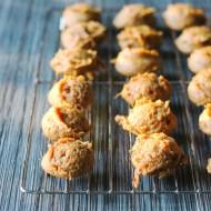 Homemade Grain Free Dog Treats