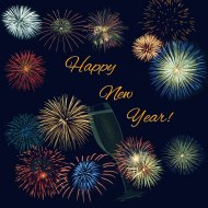 Happy New Year! Plus, A 2015 Goals Printable