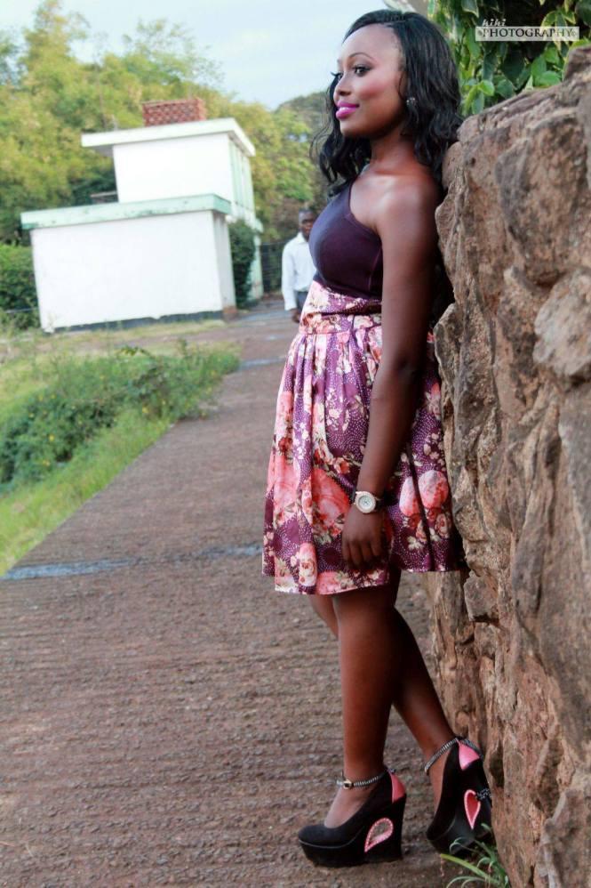 Carolynah Gich Summer dress fashion tips