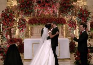 Scandal 100th Episode Olivia Pope marries Fitz.