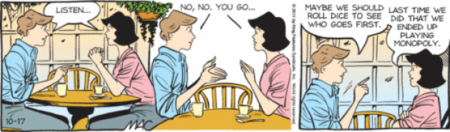 Sally Forth 8