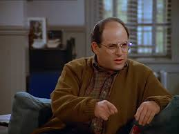George Costanza character from the Seinfeld TV show