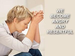 resentful