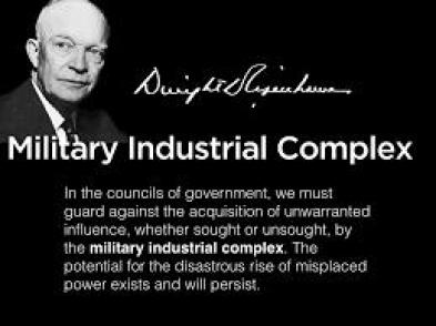 Words of President Dwight D. Eisenhower