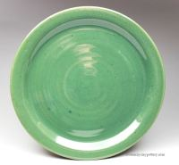 Handmade Pottery Dinner Plate - Stoneware Pottery 10 inch ...