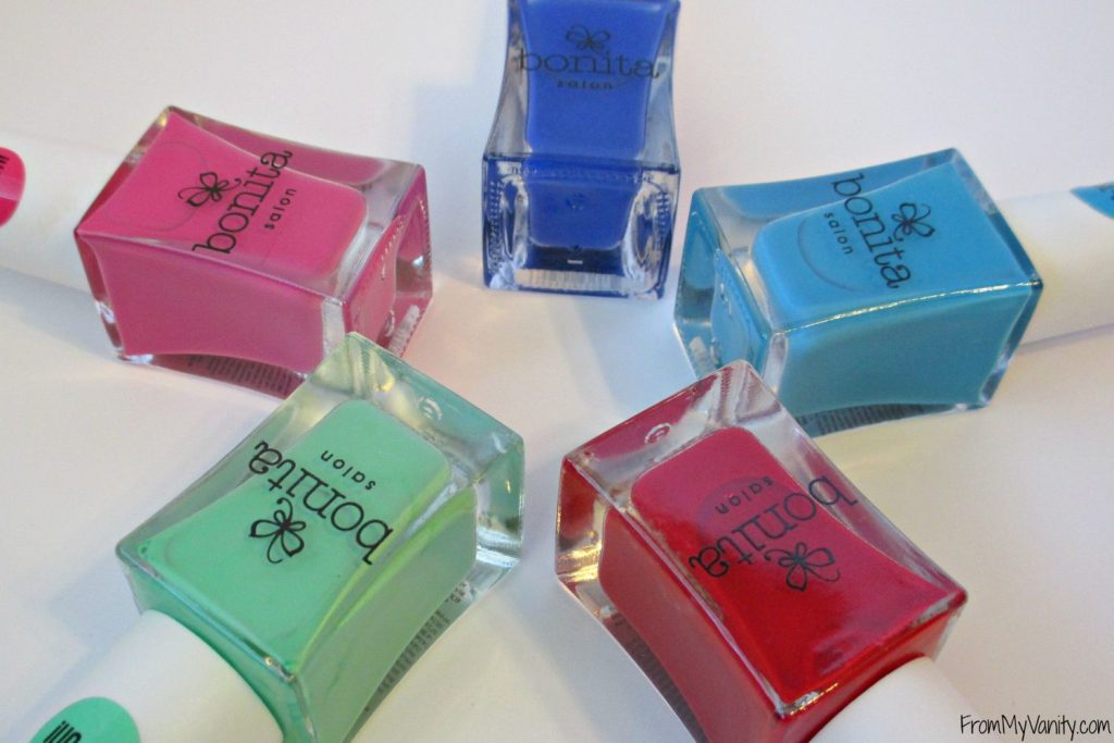 Bonita Salon Gel-On Nail Polish // Color Circle // From My Vanity // (www.frommyvanity.com) #ladykaty92