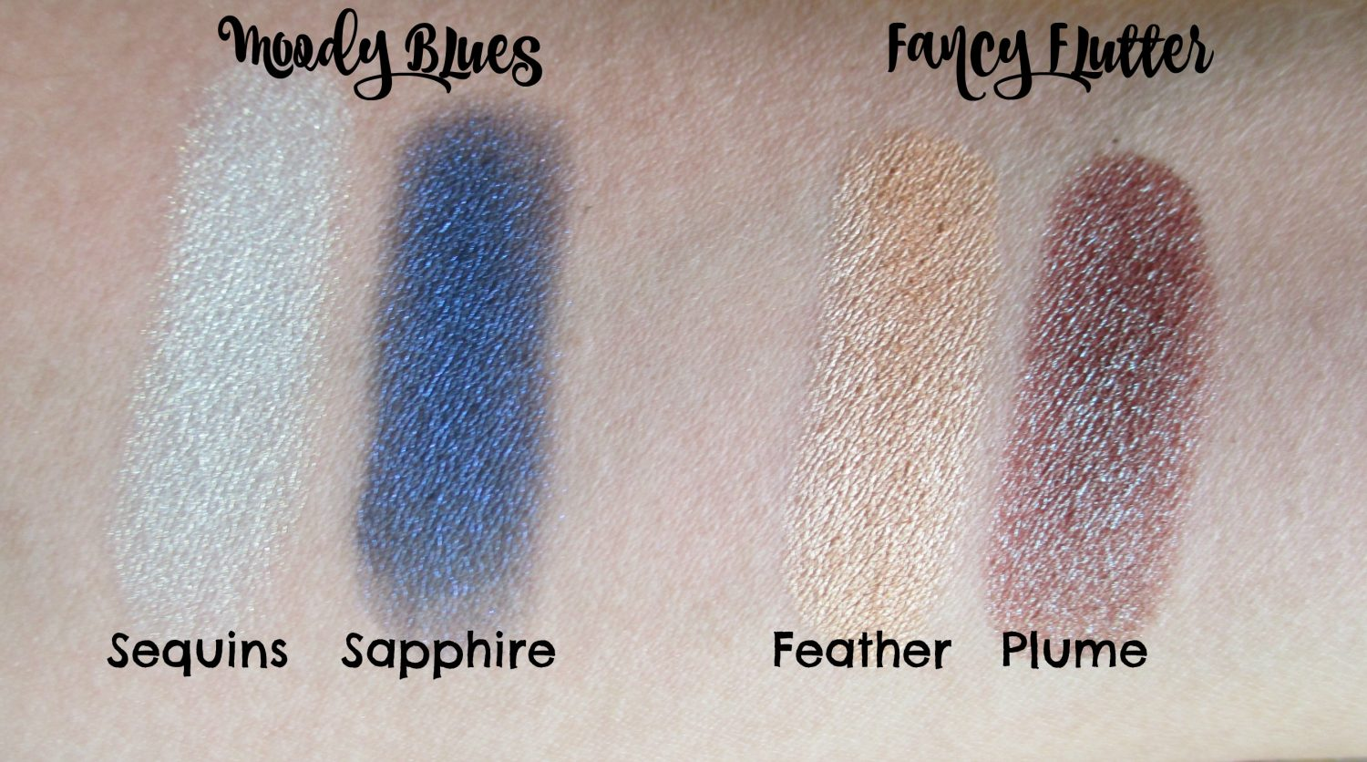 Butter London NEW Shadow Clutch Palette // Wardrobe Duo Swatches // FromMyVanity.com