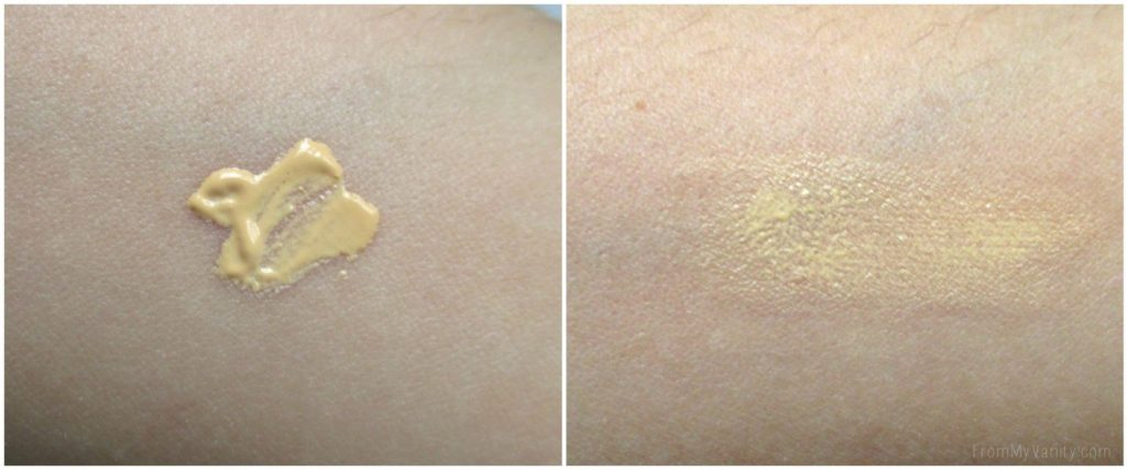 Benefit Air Patrol BB Cream Eyelid Primer // Review // Swatches // FromMyVanity.com