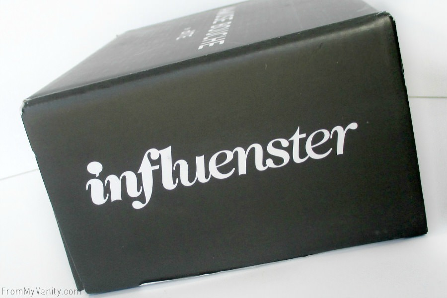 Influenster has sent another package, this time with lipsticks from a popular high end brand!   FromMyVanity.com