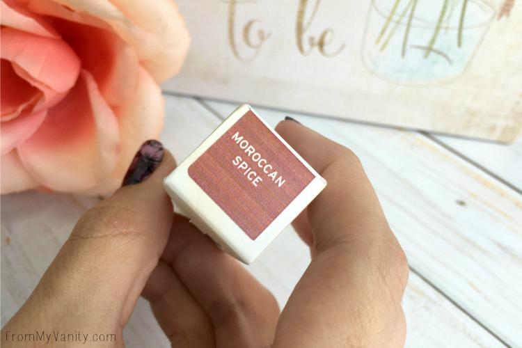 Highlight Cosmetics Liquid Lipstick in Moroccan Spice