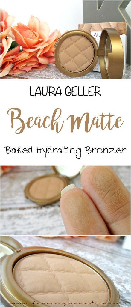 No one talks about the Laura Geller Beach Matte bronzer, but it's amazing! Perfect for beginner or pro!