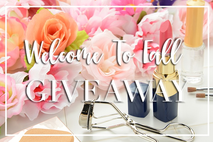 Welcome to Fall Collab Giveaway!