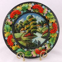 In the Country Decorative Plate | Product sku S-136523