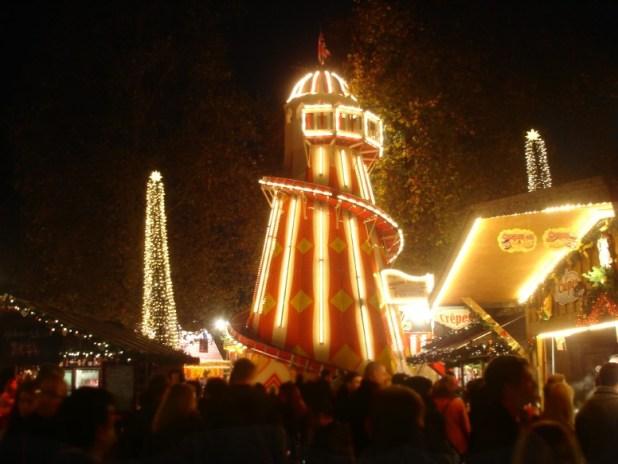 Winter Wonderland - Hyde Park - London