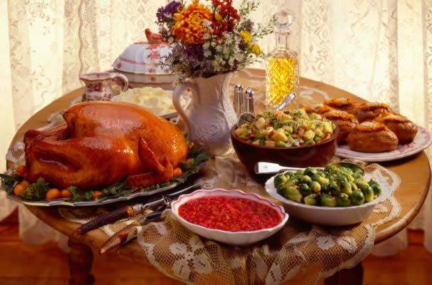 Cena de Navidad Inglaterra