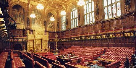 Cámara de los Lores - Palacio de Westminster