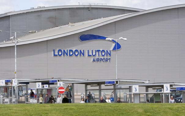 Aeropuerto de Luton - Londres