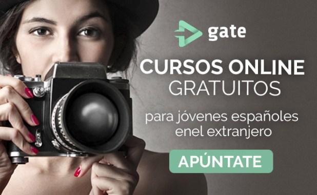 Cursos Gate para españoles