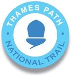 Señal de Thames Path