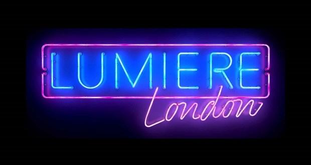 Logo Lumiere London