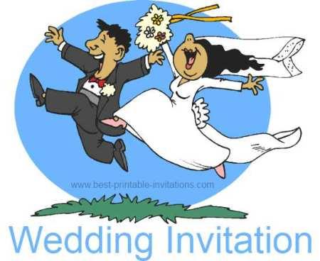 Funny Wedding Invitations