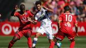 A-League Rd 17 - Adelaide v Newcastle
