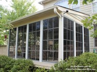 Screen Porch Design Ideas for Your Porch's Exterior