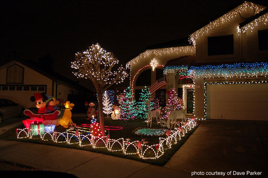 Outside Christmas Decorations and Ideas to Make Your Holidays Bright - christmas decorations outside