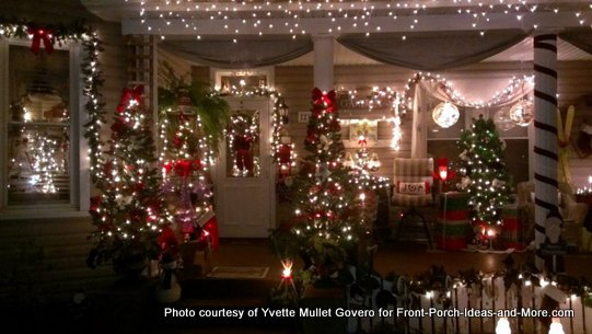 Outdoor Christmas Light Decorating Ideas to Brighten the Season - outdoor christmas lights decorations