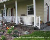 Country Porches | Wrap Around Porches | Farm House