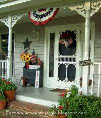 Country Porch Decorating Ideas | DECORATING IDEAS