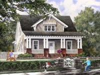 Craftsman Style Home Plans | Craftsman Style House Plans ...