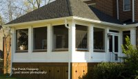 Building a Porch Enclosure Over Your Deck to Create a ...