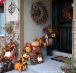 Fall Front Porch Decorating Ideas For Outside